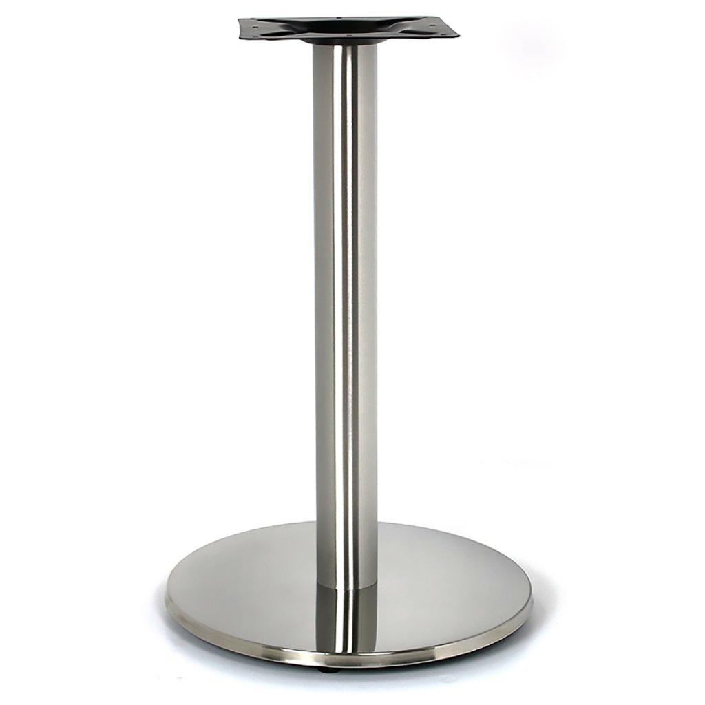 Подстолья для столов.: Подстолье 1021EM (нержавеющая сталь матовое) в АРТ-МЕБЕЛЬ НН
