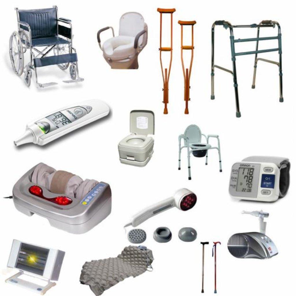 Медицинские товары: Медицинские товары в ассортименте в Бережная аптека