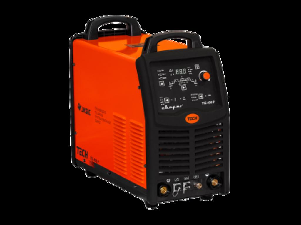 СЕРИЯ  TECH - аппараты предназначены для использования на производстве и в промышленности: TECH TIG 400 P (W322) в РоторСервис, сервисный центр, ИП Ермолаев Д. И.