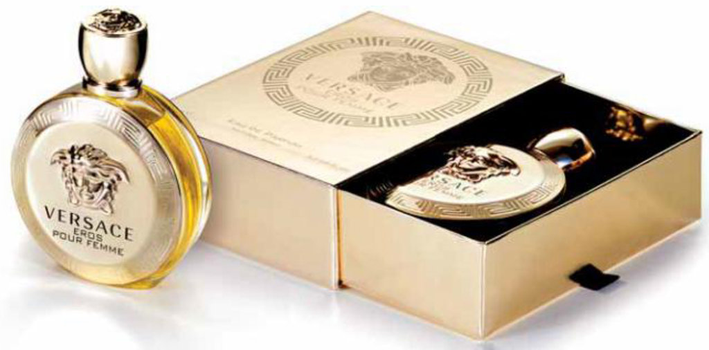 Женская парфюмерная вода Versace: Versace Eros Pour Femme Парфюмерная вода edp ж 30 | 50 | 90ml в Элит-парфюм