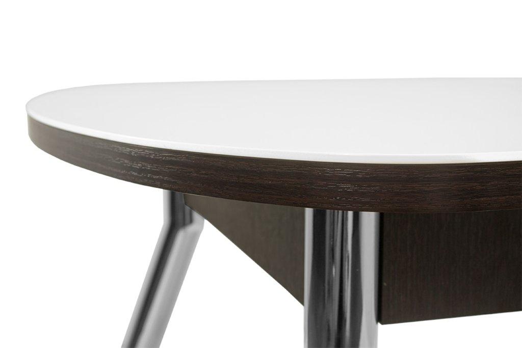 Столы кухонные.: Стол ПГ-04 (хром) в АРТ-МЕБЕЛЬ НН