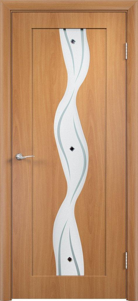 Двери Верда: Межкомнатная дверь Вираж в Салон дверей Доминго Ноябрьск