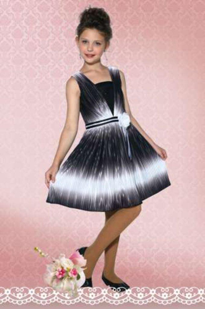 Платья и сарафаны для девочек: Платье Dools-Girls 401 в Чиполлино,  магазин детской одежды
