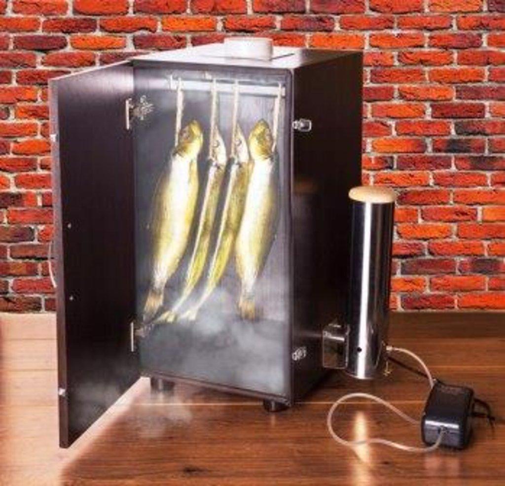 Копчение: Дымогенератор холодного копчения в Сельский магазин