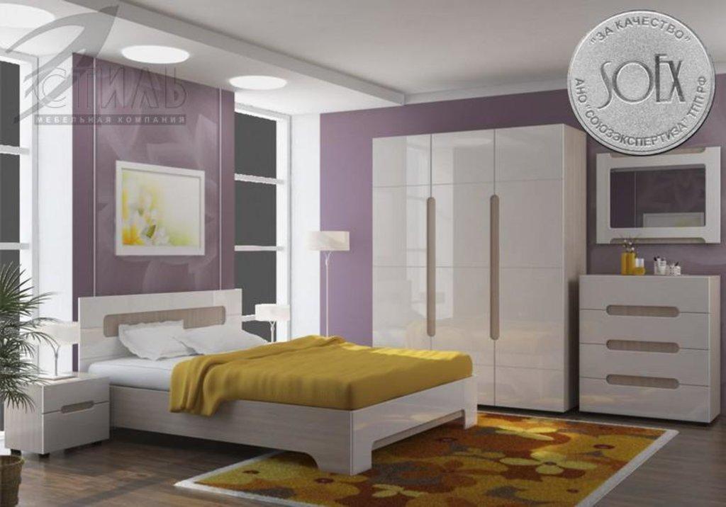 Мебель для спальни Палермо: Комод Палермо в Диван Плюс