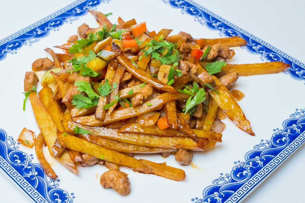 Горячие блюда: Щан Тоу в Шанхай