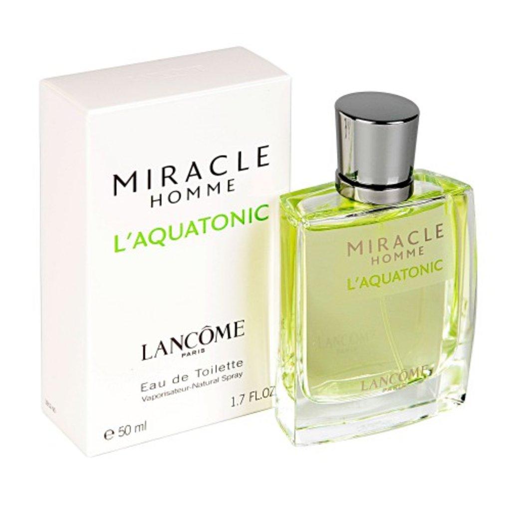 lancome: L Miracle Aquatonic edt м  50 ml в Элит-парфюм