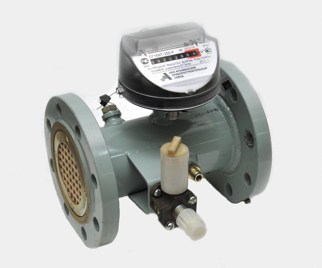 Контрольно-измерительные приборы (КИПиА): Счетчик газа СГ 16 в Техносервис, ООО