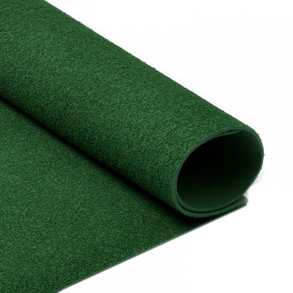 Фоамиран: Фоамиран махровый 2мм 20*30см тёмно-зелёный, 1 лист в Шедевр, художественный салон