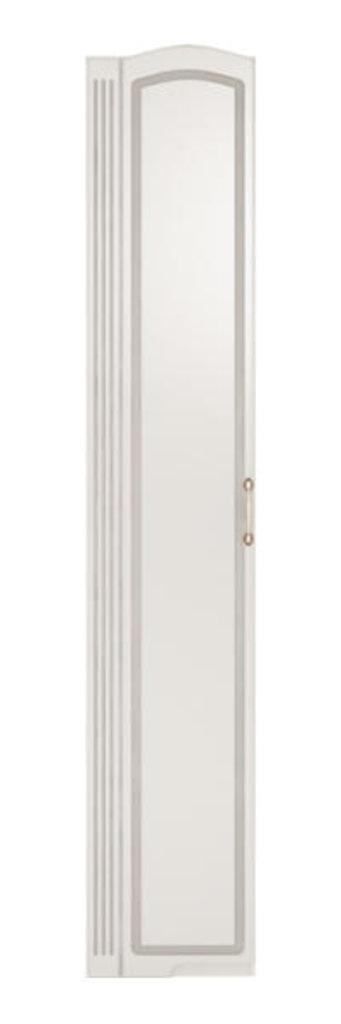 Шкафы, общие: Шкаф - пенал 17 Виктория левый в Стильная мебель