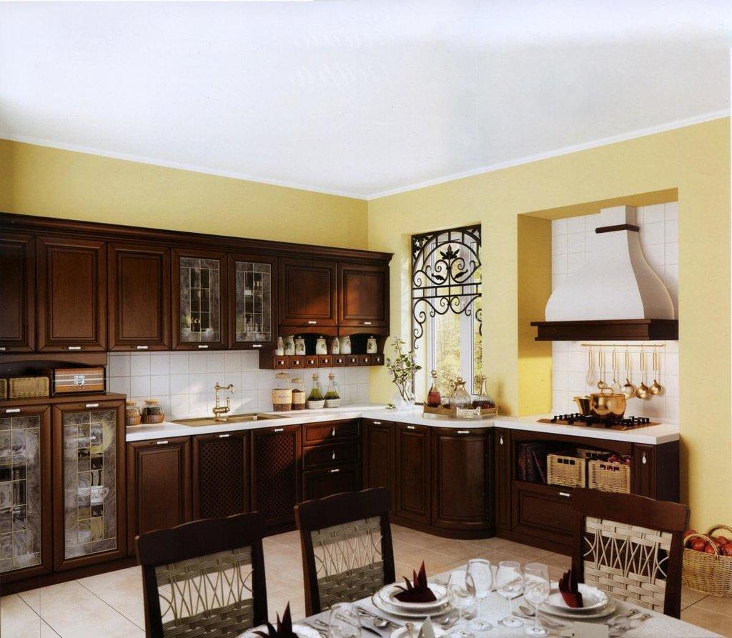 Кухни: Кухня Амедея в Модный интерьер