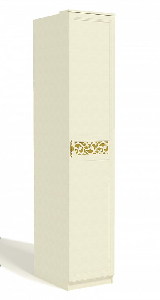 Спальни: Ливадия Л1 Шкаф для одежды (собирается на обе стороны) в Диван Плюс