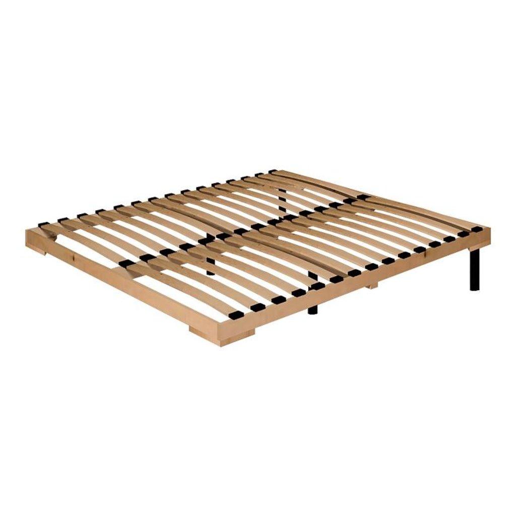 Кровати: Кровать Люкс Марсель 37 (1600, орт. осн. дерево) в Стильная мебель