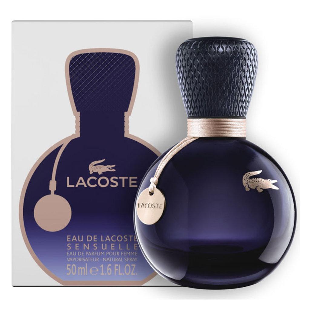 Lacoste: Парфюмерная вода Lacoste Eau De Femme Sensuelle edp ж 50 ml в Элит-парфюм