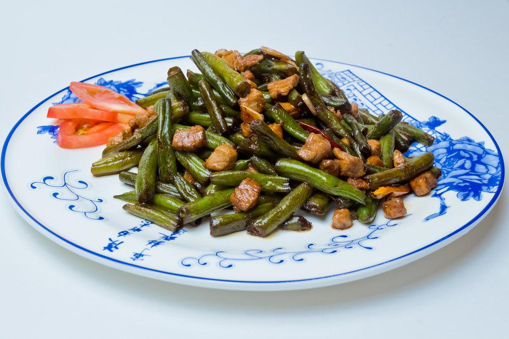 Овощные блюда: Пел То в Шанхай