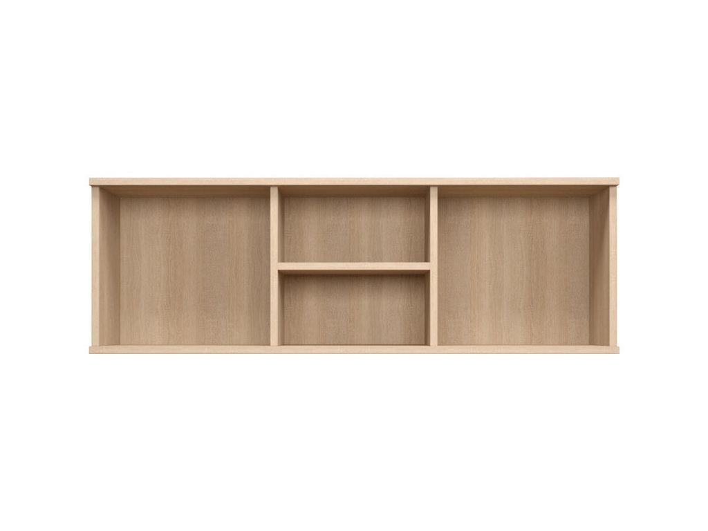 Детские шкафы и стеллажи: Шкаф навесной 17 Квест в Стильная мебель