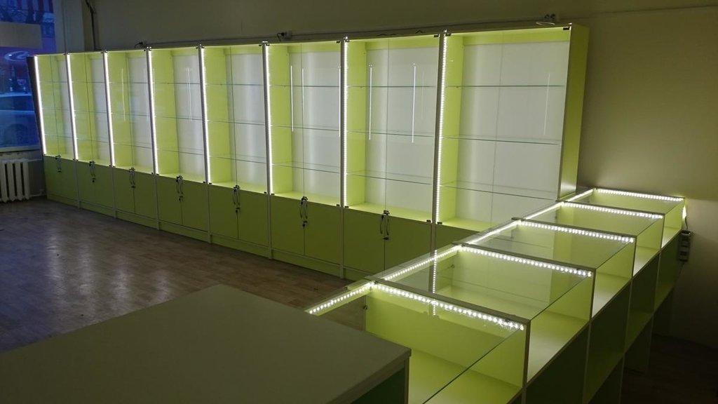 Прочее: Комплект мебели для торгового помещения в Квадра Мебель