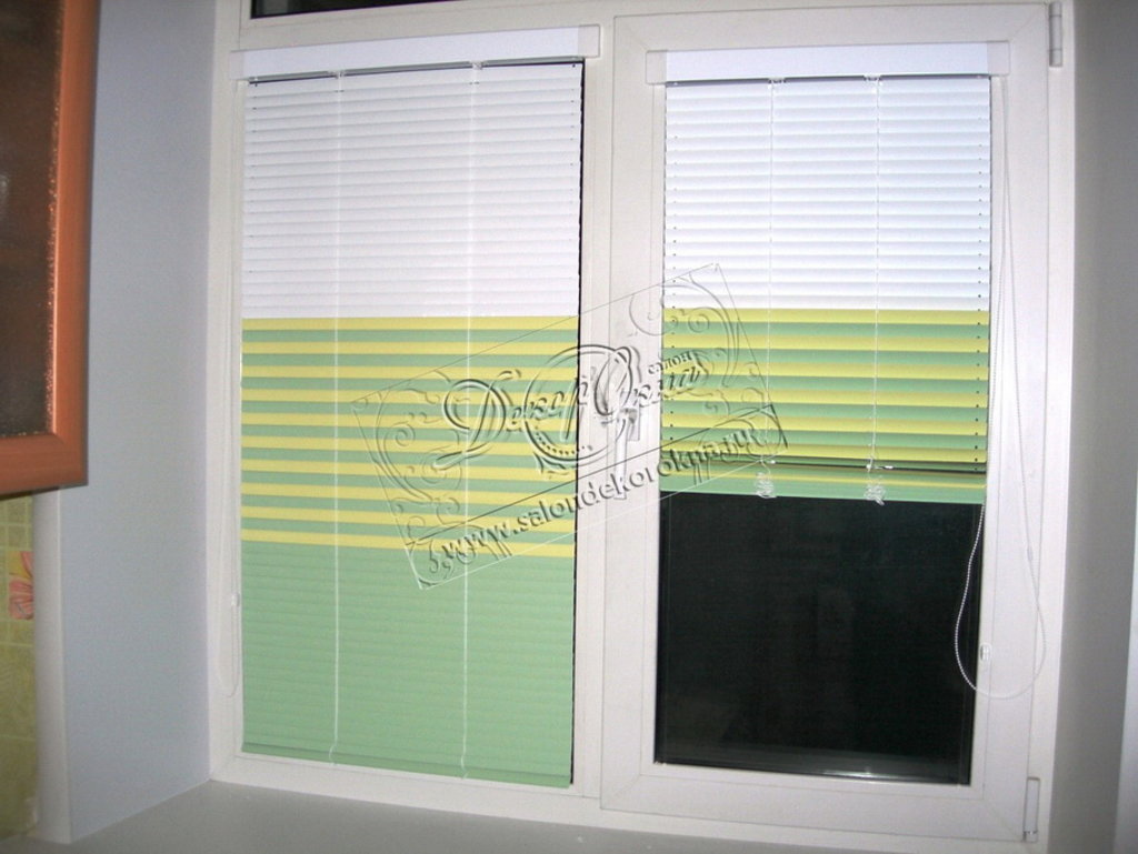 Жалюзи для окон: Жалюзи на окна в Декор окна, салон
