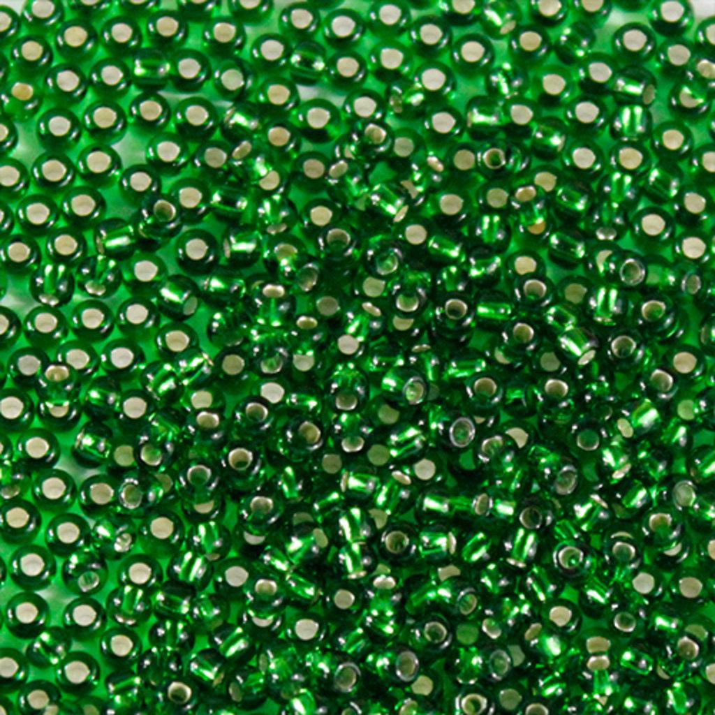Бисер Preciosa 50гр.Ассорти(Сток)Чехия: Бисер Preciosa Ассорти 50гр(10/0 зеленый 14) в Редиант-НК