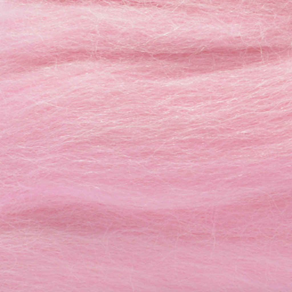 Фелтинг: Шерсть для валяния п/т КАМТ 50г цв.055 светло-розовый в Шедевр, художественный салон