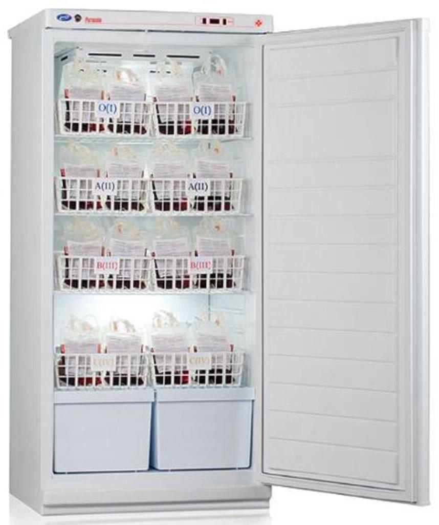 Холодильники: Холодильник для хранения крови ХК-250-1 Позис в Техномед, ООО