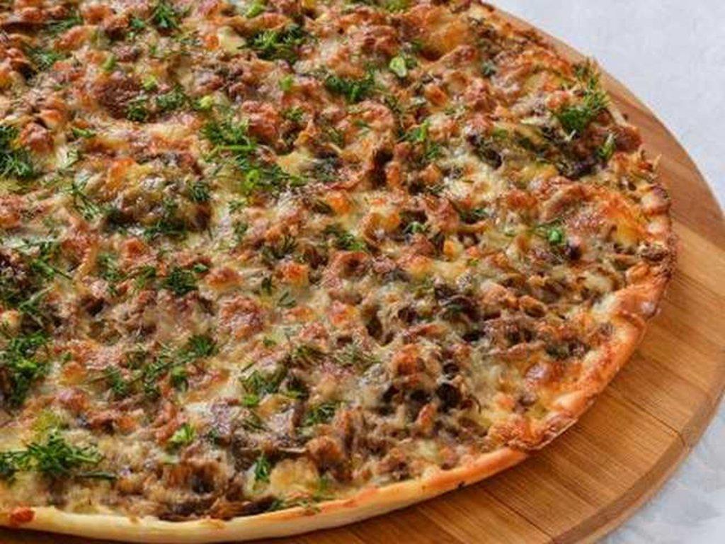 Пицца: Пицца грибная в Провиант