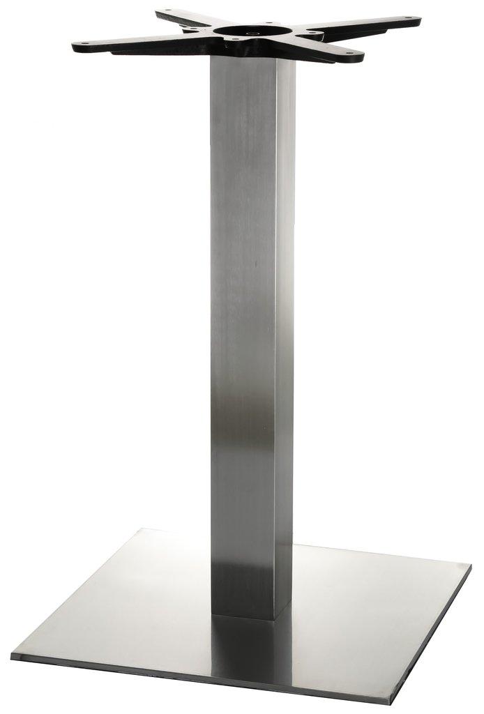 Подстолья для столов.: Подстолье 1202EM (нержавеющая сталь матовое) в АРТ-МЕБЕЛЬ НН