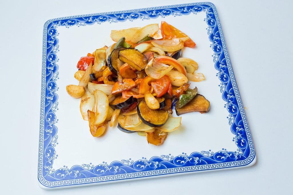 Овощные блюда: Джа Цхай в Шанхай