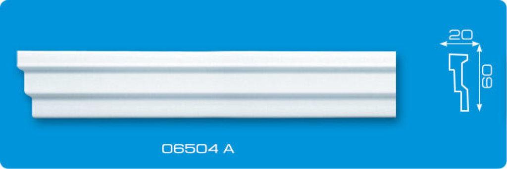 Плинтуса потолочные: Плинтус потолочный ЛАГОМ 06504 А экструзионный длина 2м в Мир Потолков