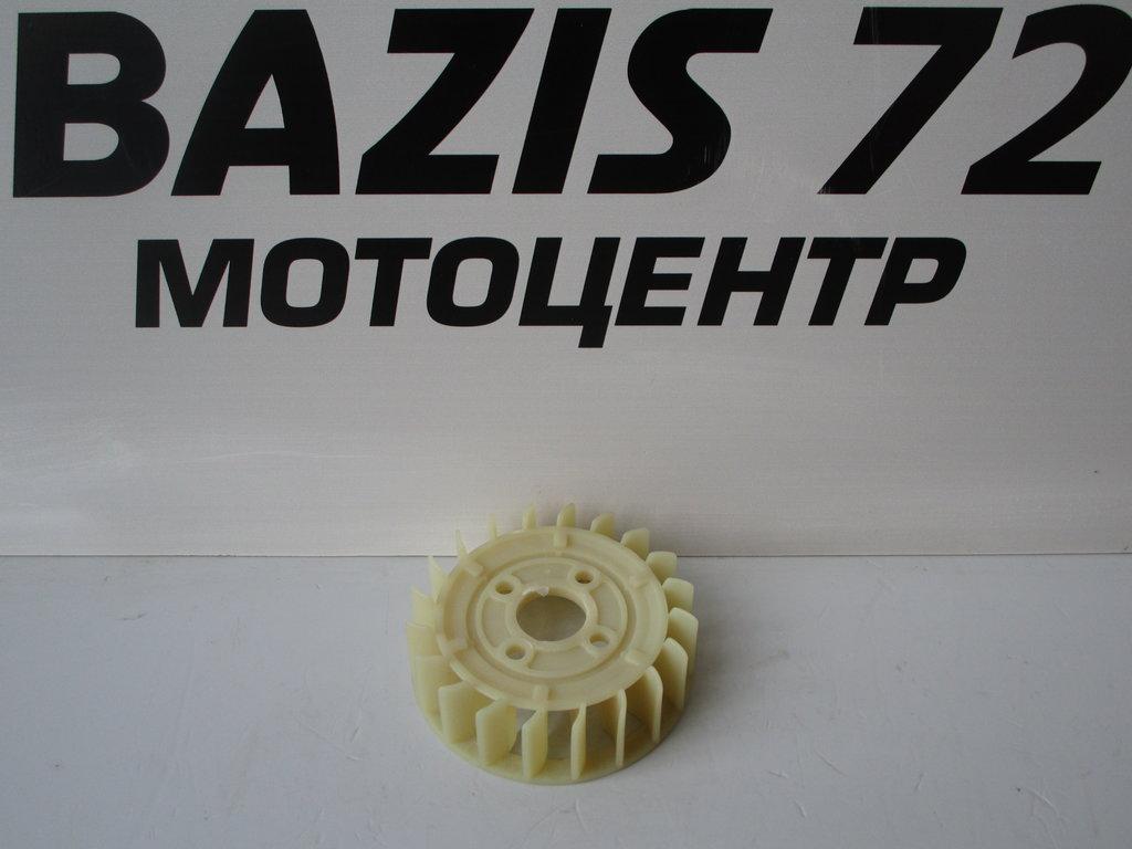 Запчасти для техники CF: Крыльчатка дополнительного вентилятора CF 018A-180005 в Базис72