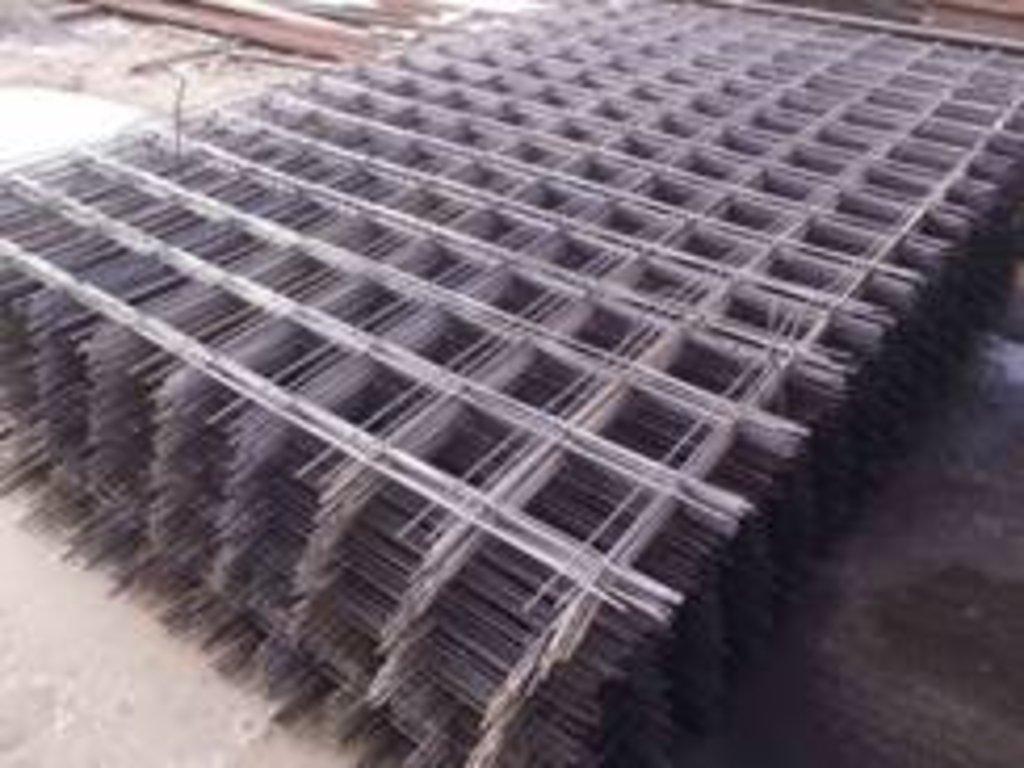 Металлоизделия строительного назначения, общее: Сетка кладочная (4) ячейка 100*100мм, размер 200*300см ТУ в 100 пудов