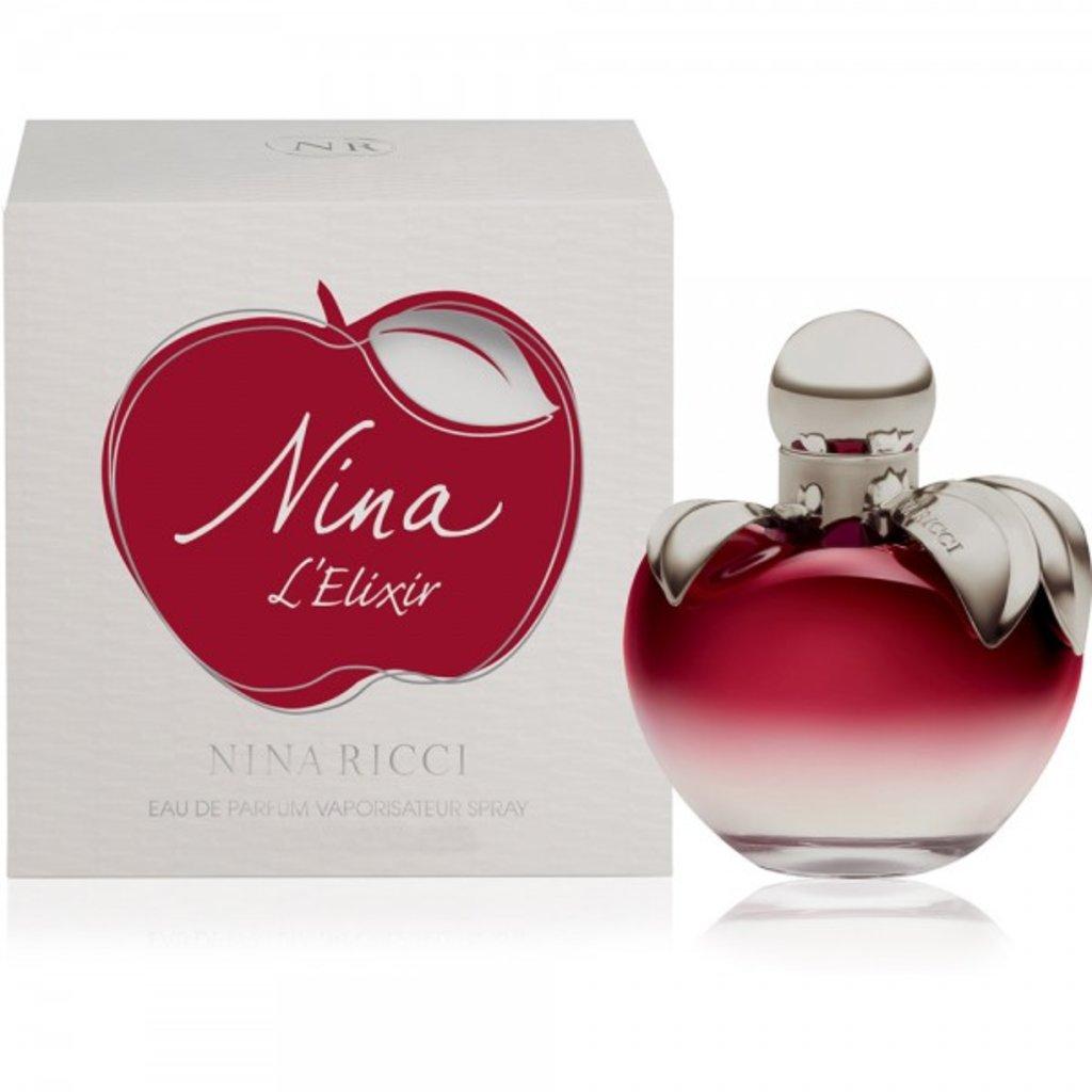 Женская парфюмерная вода Nina Ricci: NR Nina L`Elixir edp 30   50   80ml в Элит-парфюм