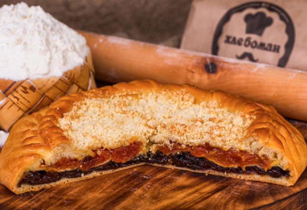 Сладкие пироги: Пирог двухслойник в Хлебоман