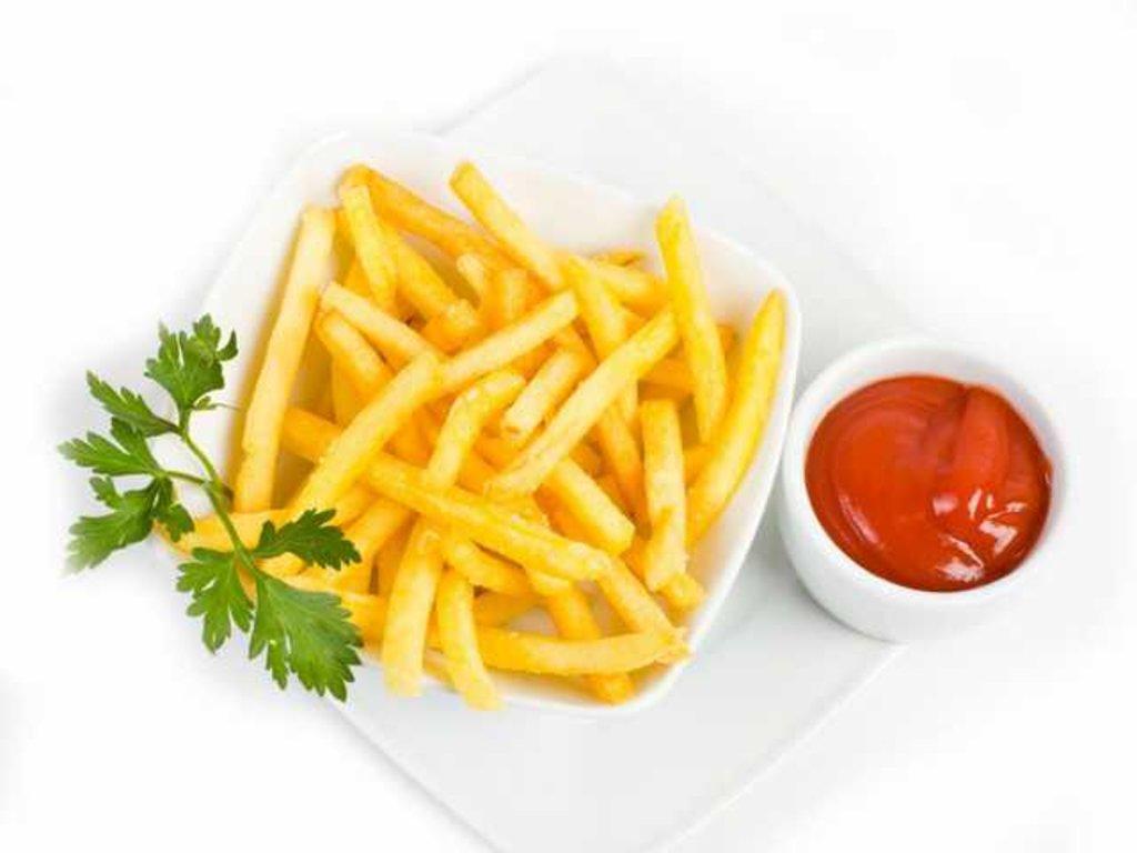 Горячие блюда: Картофель фри в СУШИ БАНДА