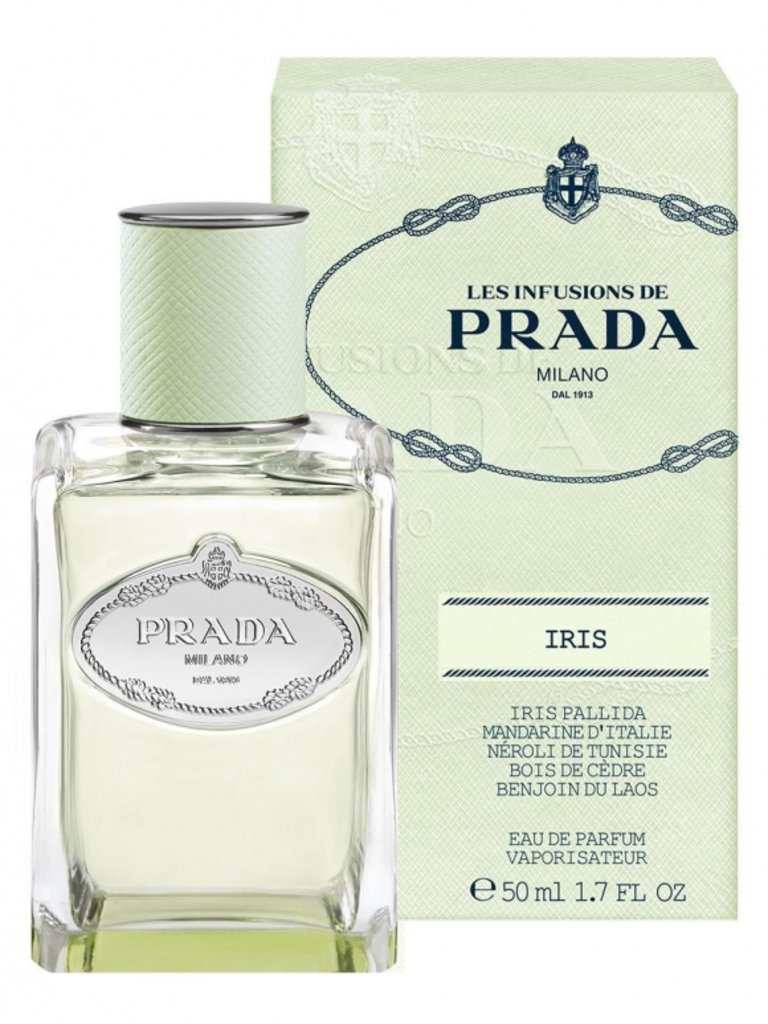 Prada: Prada Infusion D'Iris Парфюмерная вода edp ж 50 ml в Элит-парфюм