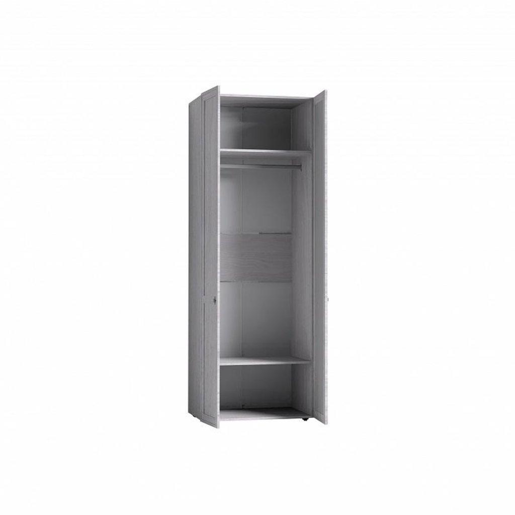 Шкафы для одежды и белья: Шкаф для одежды PAOLA 54 (Зеркало прав.+Стандарт) в Стильная мебель