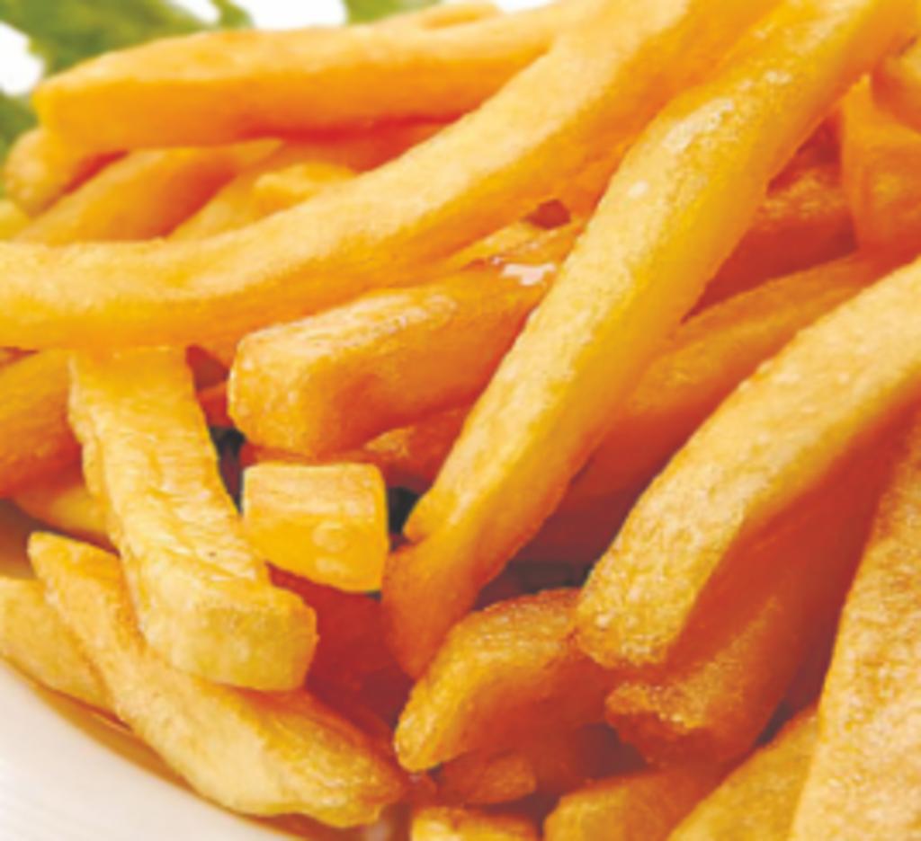 Овощные блюда: Картофель фри в Шанхай