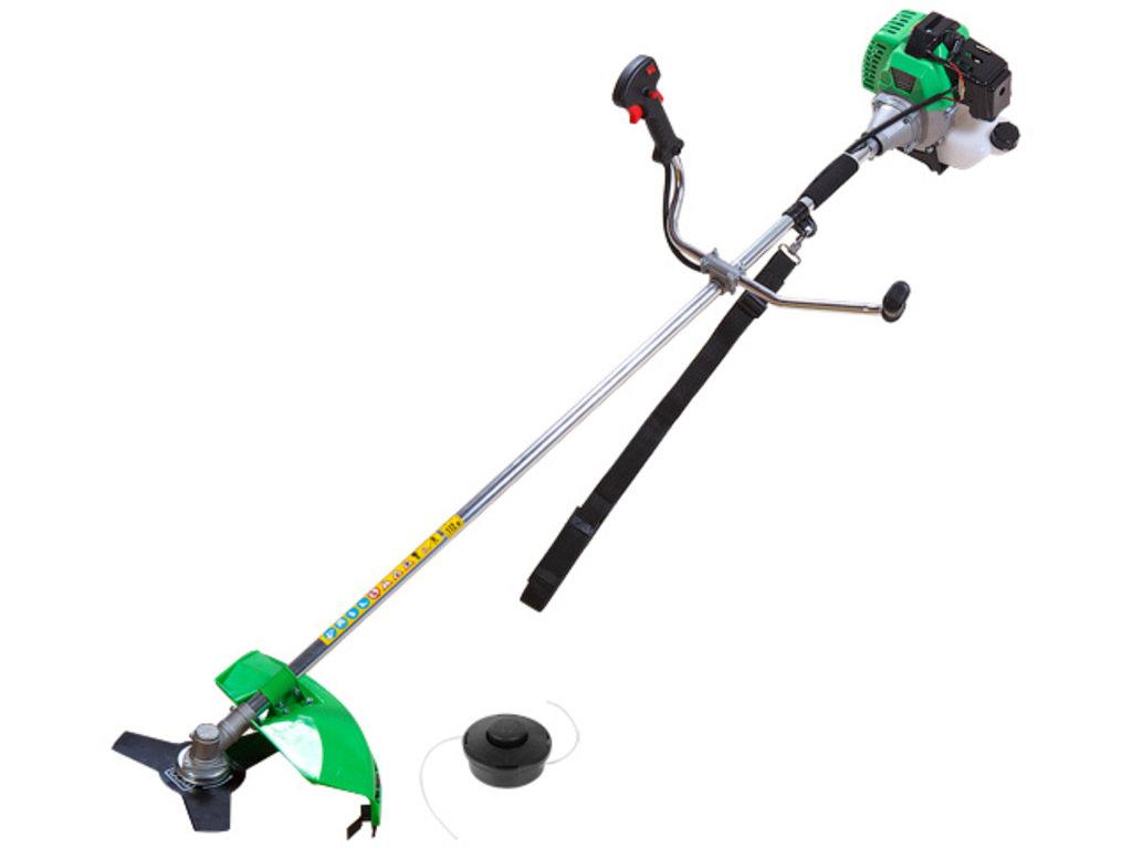 Садовая техника: Мотокоса DGM BC-180 с ножом и головкой (1.8 кВт, косильная головка, нож 3 зуб., ремень однолямочный, вес 7.5 кг) в РоторСервис, сервисный центр, ИП Ермолаев Д. И.