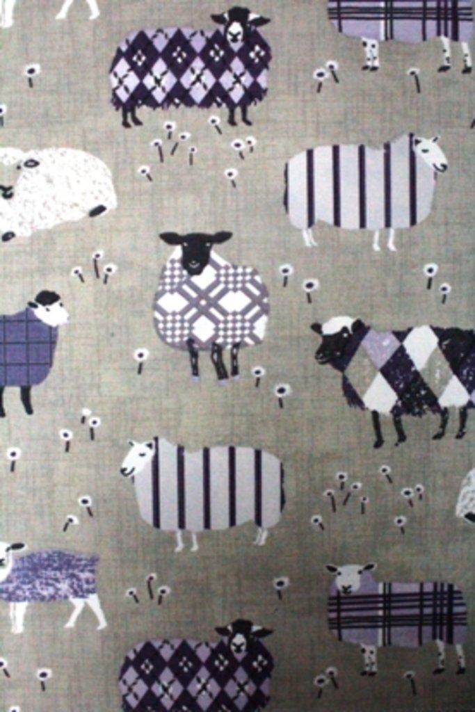 Портьерные ткани: Baa Baa в Салон штор, Виссон