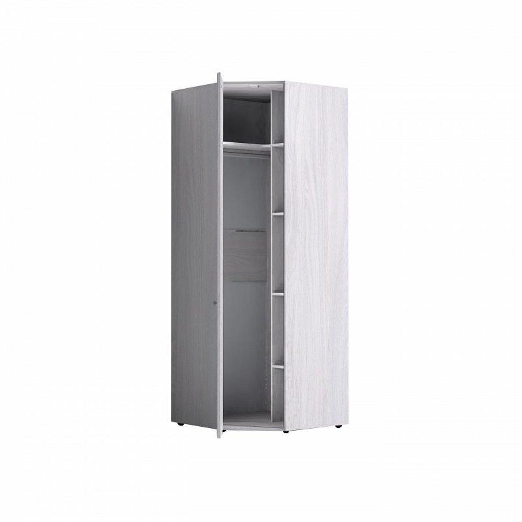 Шкафы для спальни: Шкаф угловой PAOLA 156 (Зеркало лев.) в Стильная мебель