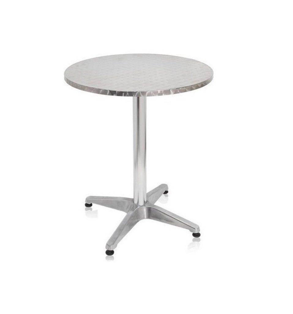 Столы для летних кафе, ресторанов.: Стол алюминиевый D-600 мм. 1202DP в АРТ-МЕБЕЛЬ НН