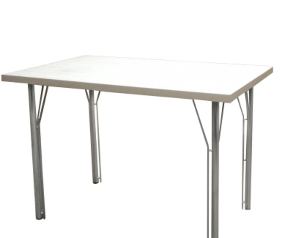 Столы кухонные.: Стол ПГ-19 ПРИМА (хром) в АРТ-МЕБЕЛЬ НН