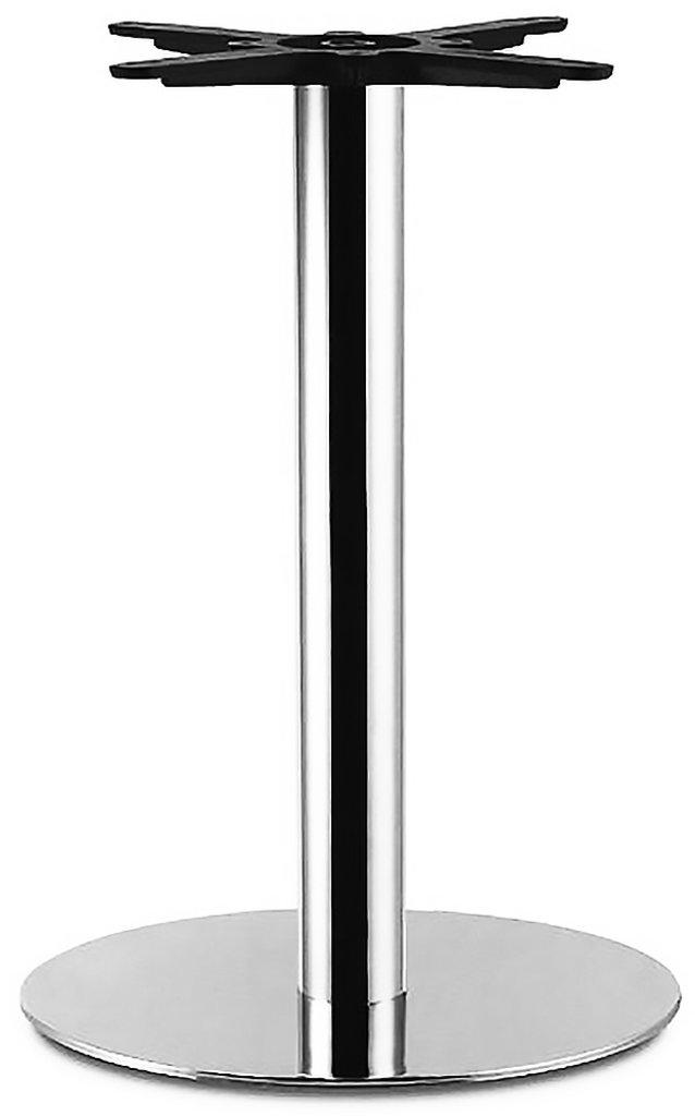 Подстолья для столов.: Подстолье 1261EM (хром) в АРТ-МЕБЕЛЬ НН