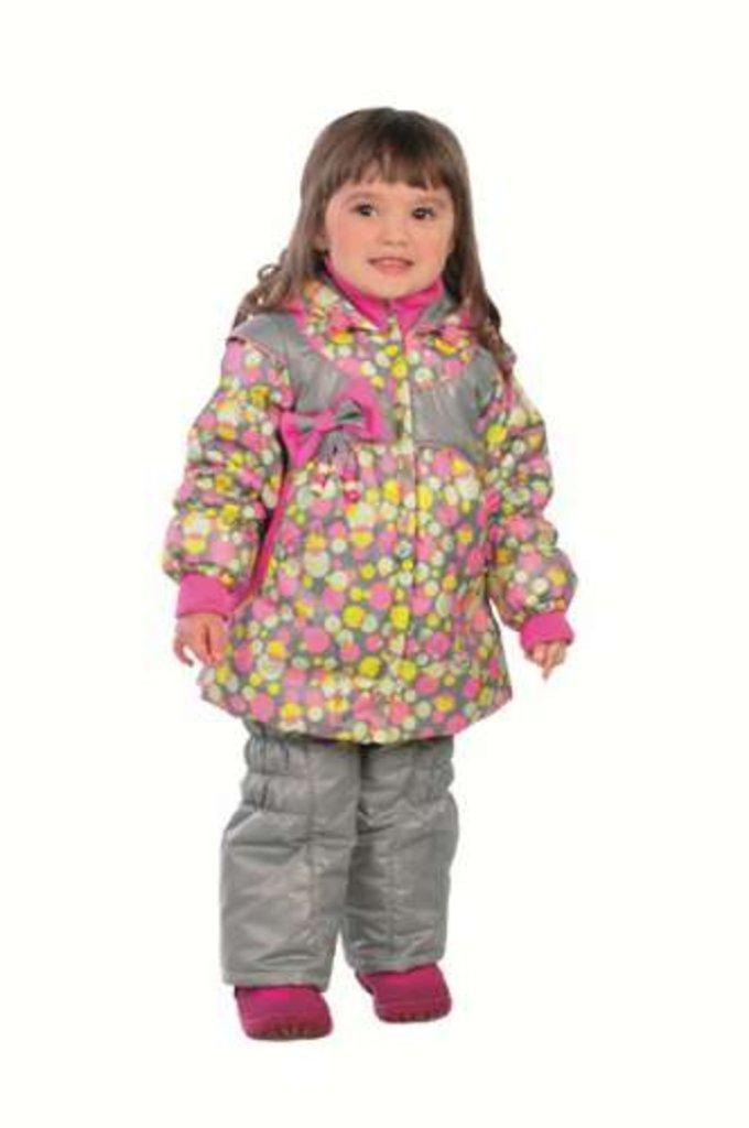 Верхняя одежда детская: Куртка+полукомбинезон Весна в Чиполлино,  магазин детской одежды