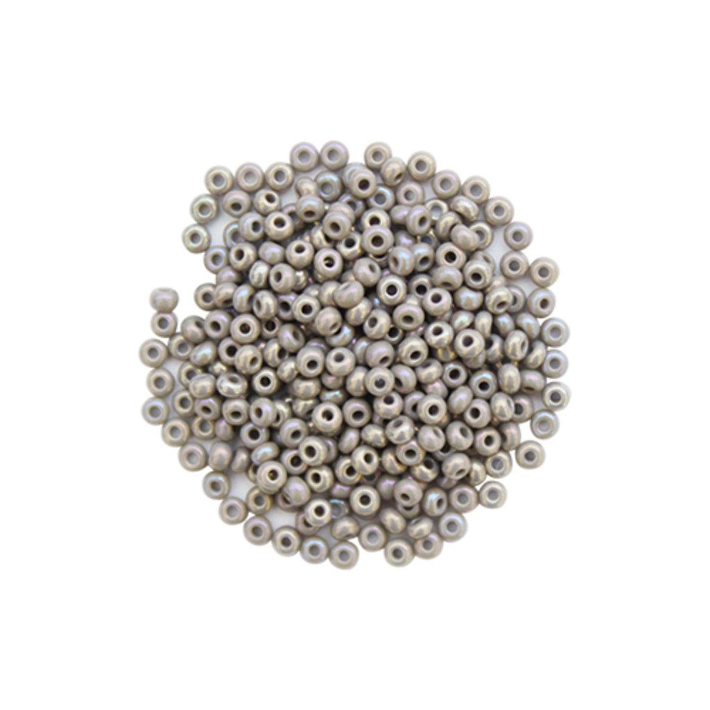 Бисер Preciosa 50гр.Ассорти(Сток)Чехия: Бисер Preciosa Ассорти 50гр(10/0 серый 06) в Редиант-НК