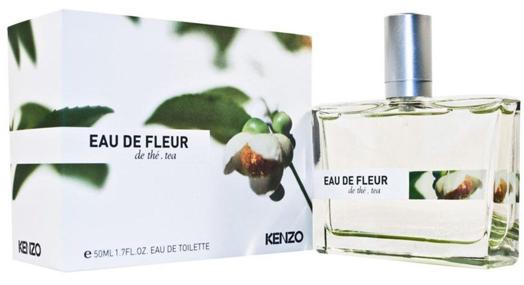 Kenzo: Kenzo Eau De Fleur de The 50ml ТЕСТЕР в Элит-парфюм