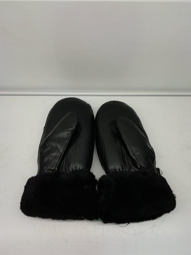 Изделия из натурального меха и кожи (перчатки, варежки, тапочки): Рукавицы мужские кожаные в Сельский магазин