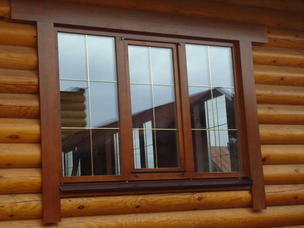 Окна: Окна деревянные в DECO (ДЭКО), производственная компания