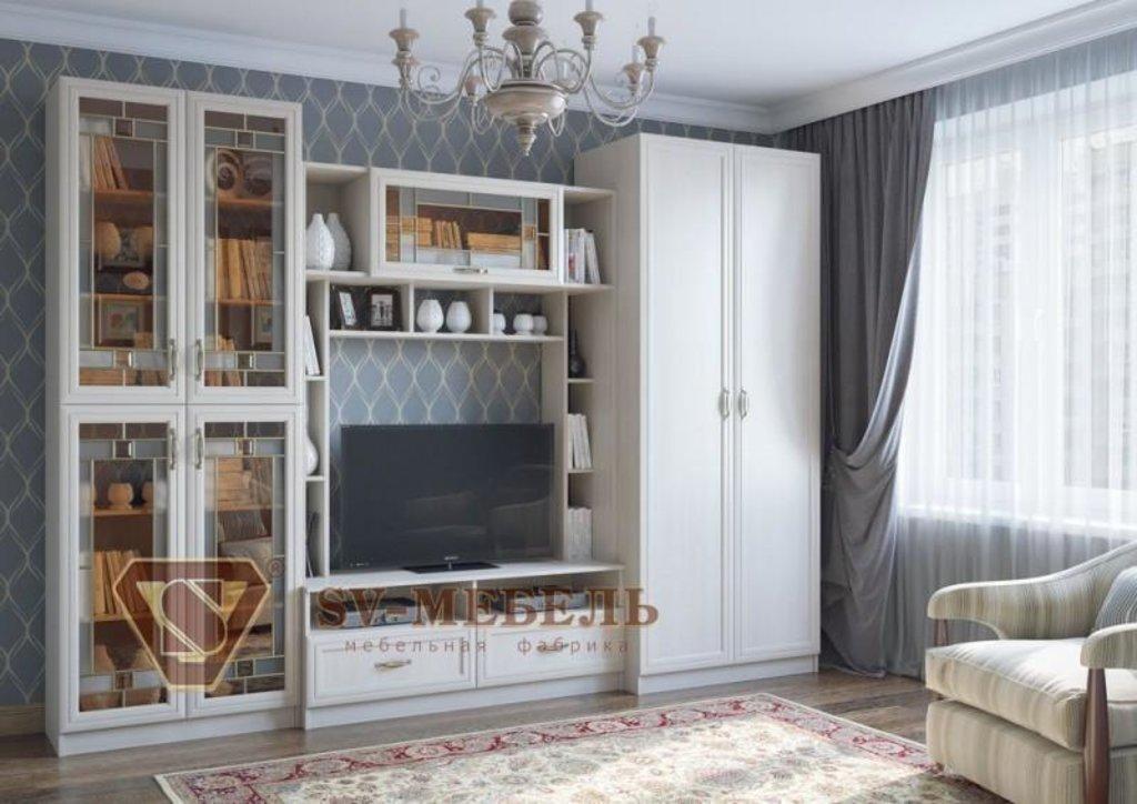 Мебель для гостиной Вега: Шкаф для посуды ВМ-12 Вега в Диван Плюс