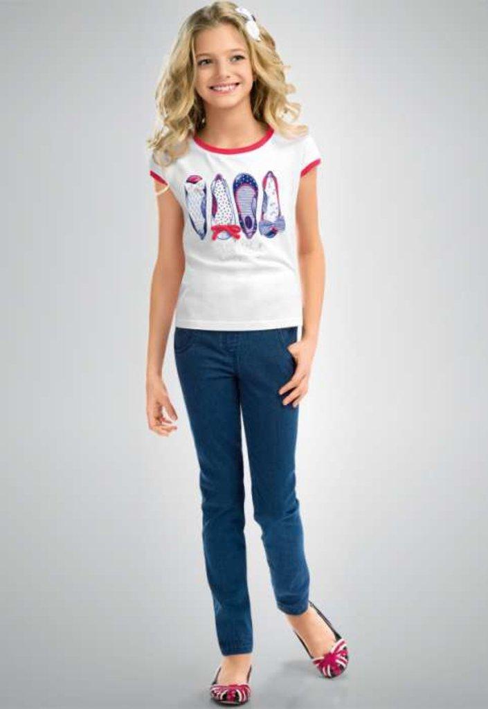 Брюки и джинсы для девочек: Джинсы в Чиполлино,  магазин детской одежды